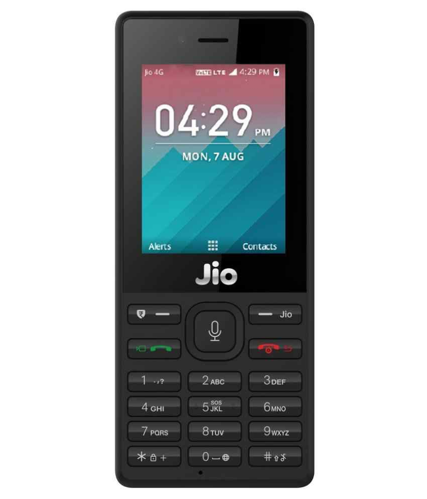 Lithium Ion Battery >> Shop Jio 4G feature phone online.